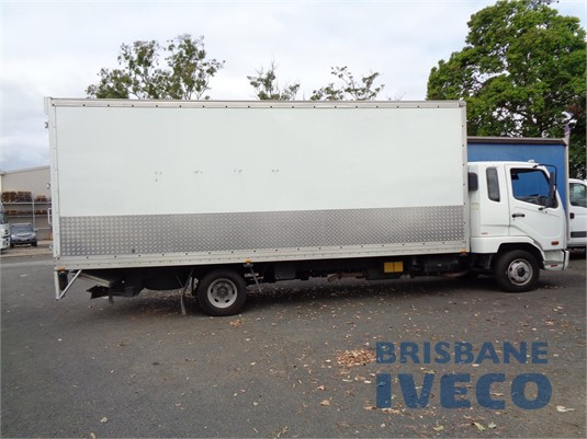 Mitsubishi Fighter FK6.0 Iveco Trucks Brisbane - Trucks for Sale