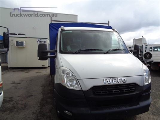 2014 Iveco Daily 45c17 Trucks for Sale