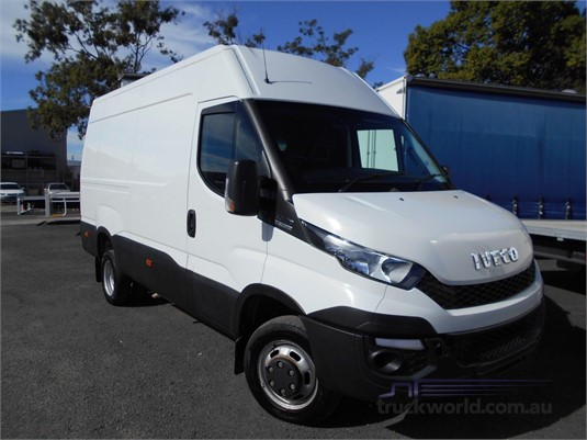 2016 Iveco Daily 50c17 Light Commercial for Sale