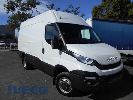2016 Iveco Daily 50c17 Iveco Trucks Sales - Light Commercial for Sale