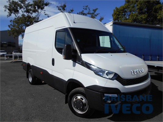2016 Iveco Daily 50c17 Iveco Trucks Brisbane - Light Commercial for Sale