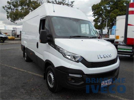 Iveco Daily 35s17 Iveco Trucks Brisbane - Light Commercial for Sale