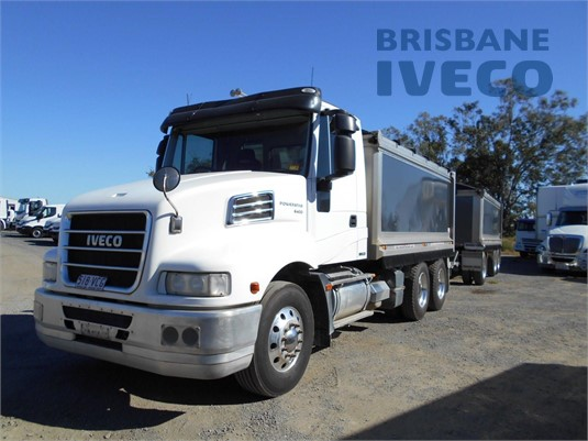 2014 Iveco Powerstar 6400 Iveco Trucks Brisbane - Trucks for Sale