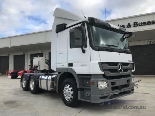 2013 Mercedes Benz Actros 2648 Trucks for Sale
