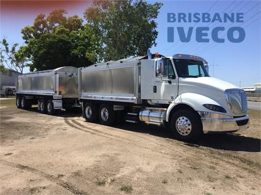 2019 International other Iveco Trucks Brisbane - Trucks for Sale