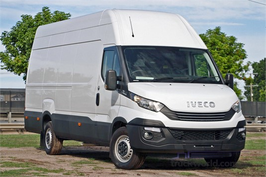 2018 Iveco Daily 35s17 18m3 - Truckworld.com.au - Light Commercial for Sale