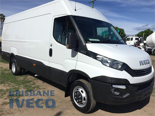 2018 Iveco Daily 50c17/18 16m3 Iveco Trucks Brisbane - Light Commercial for Sale