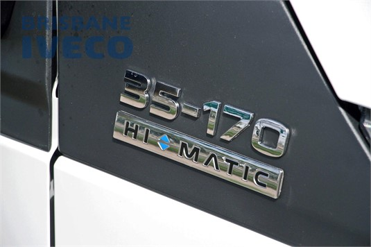 2018 Iveco Daily 35S13 12m3 Iveco Trucks Brisbane - Light Commercial for Sale