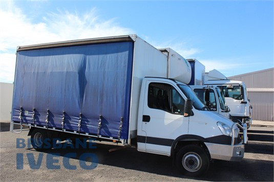 2012 Iveco Daily 70c21 Iveco Trucks Brisbane - Trucks for Sale