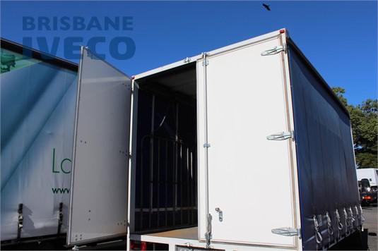 2012 Iveco Daily 70c21 Iveco Trucks Brisbane - Trucks for Sale