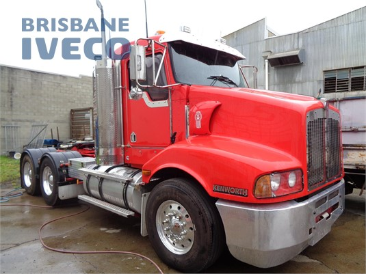 2010 Kenworth T402 Iveco Trucks Brisbane - Trucks for Sale