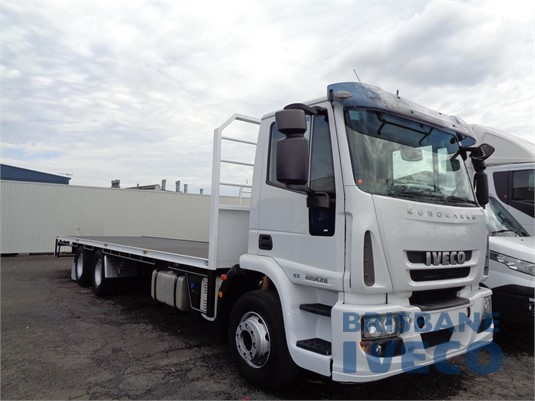 2011 Iveco Eurocargo ML225 Iveco Trucks Brisbane - Trucks for Sale