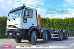Iveco Eurotrakker 410e37h  used