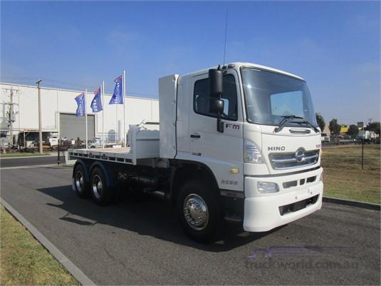2012 Hino 500 Series 2632 FM Trucks for Sale