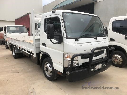 2016 Fuso Canter 918 Wide - Trucks for Sale