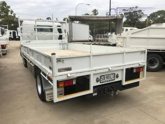 2016 Fuso Canter 918 Wide Adelaide Quality Trucks - Trucks for Sale