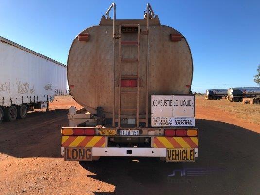 2007 Marshall Lethlean Fuel Tanker - Truckworld.com.au - Trailers for Sale