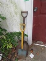 Scoop Shovel- Shovel