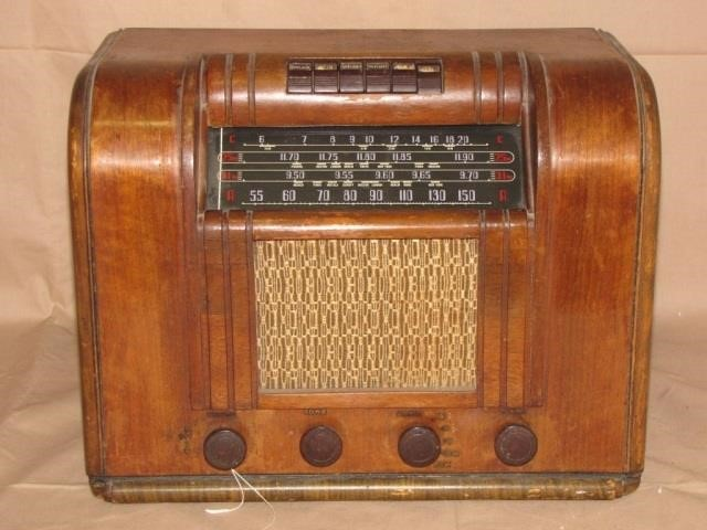 RCA Victor Radio, Model A24, | The Auction Guy