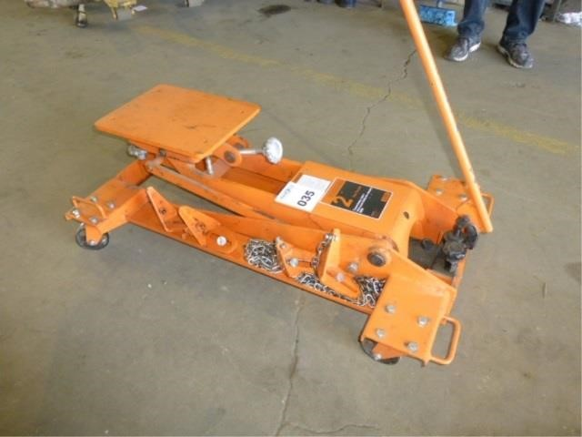 Strongarm 2 Ton Transmission Jack | HiBid Auctions