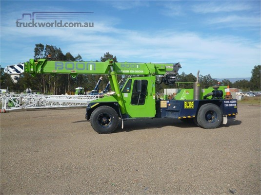 2001 Terex AT20 - Heavy Machinery for Sale