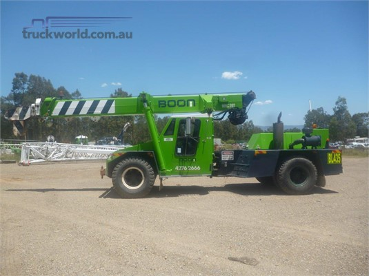 2002 Terex AT20 - Heavy Machinery for Sale