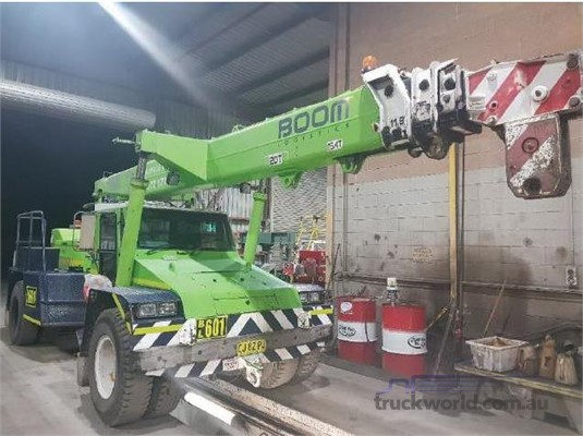 2003 Terex AT20 - Heavy Machinery for Sale