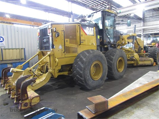 2012 Caterpillar 16M - Truckworld.com.au - Heavy Machinery for Sale
