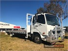 2013 Fuso Fighter 1024 Table / Tray Top