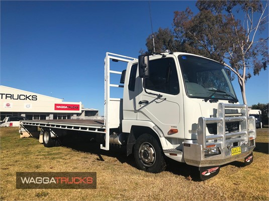 2013 Fuso Fighter 1024 Wagga Trucks - Trucks for Sale