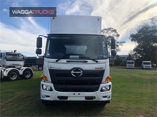 2019 Hino 500 Series 2628 FL Wagga Trucks - Trucks for Sale