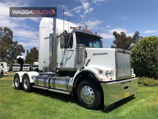 2011 Western Star 4800FX Wagga Trucks - Trucks for Sale