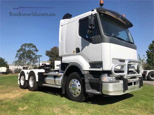 2005 Mack Quantum Trucks for Sale