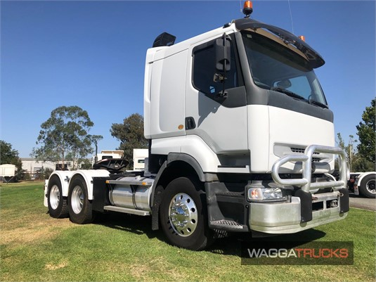 2005 Mack Quantum Wagga Trucks - Trucks for Sale