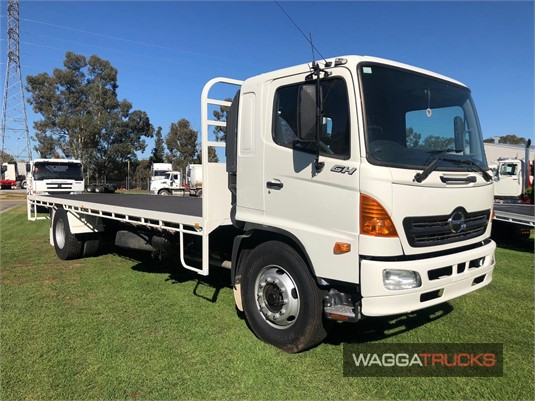 2006 Hino Ranger 10 GH Wagga Trucks - Trucks for Sale