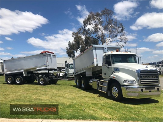 2013 Mack Granite Wagga Trucks - Trucks for Sale