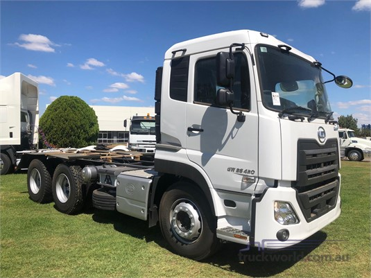 2019 UD GW26420 Trucks for Sale