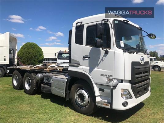 2019 UD GW26420 Wagga Trucks - Trucks for Sale