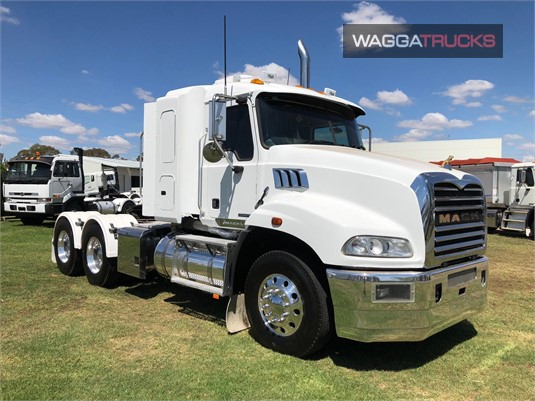 2014 Mack Granite Wagga Trucks - Trucks for Sale