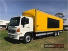 2011 Hino 500 Series 1728 GH Tautliner / Curtainsider