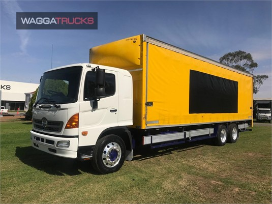 2011 Hino 500 Series 1728 GH Wagga Trucks - Trucks for Sale