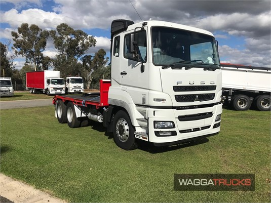 2013 Fuso FV51 Heavy Duty Wagga Trucks - Trucks for Sale
