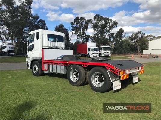 2013 Fuso FV51 Heavy Duty Wagga Trucks - Trucks for Sale
