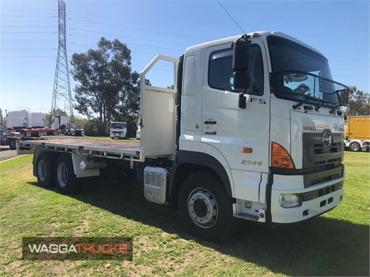 2015 Hino other Wagga Trucks - Trucks for Sale