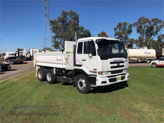 2007 UD CW385 Trucks for Sale