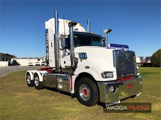 2017 Mack Super Liner Wagga Trucks - Trucks for Sale