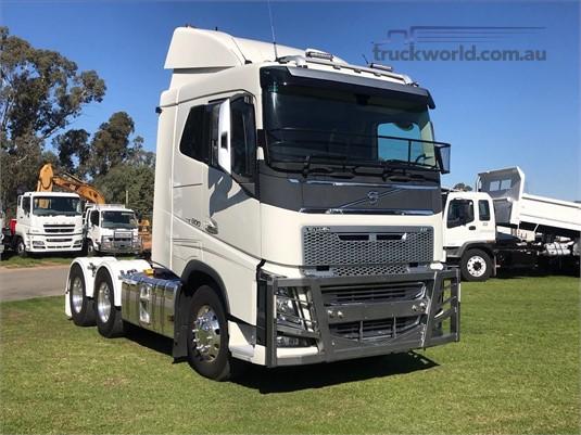 2017 Volvo FH600 - Trucks for Sale