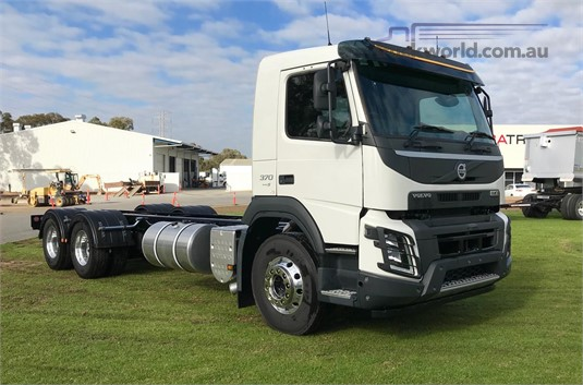 2018 Volvo FMX11 Trucks for Sale