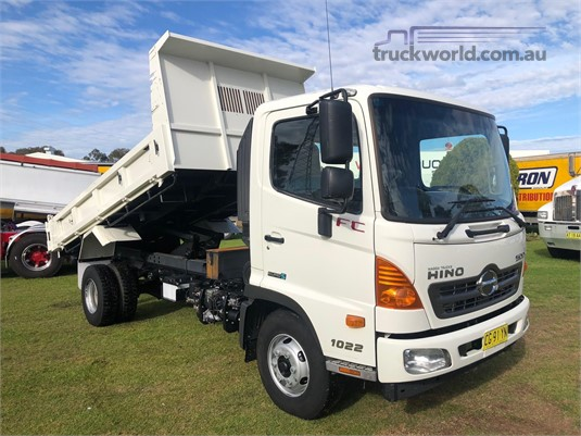 2016 Hino 500 Series 1022 FC - Trucks for Sale