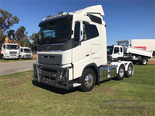2016 Volvo FH16 Trucks for Sale